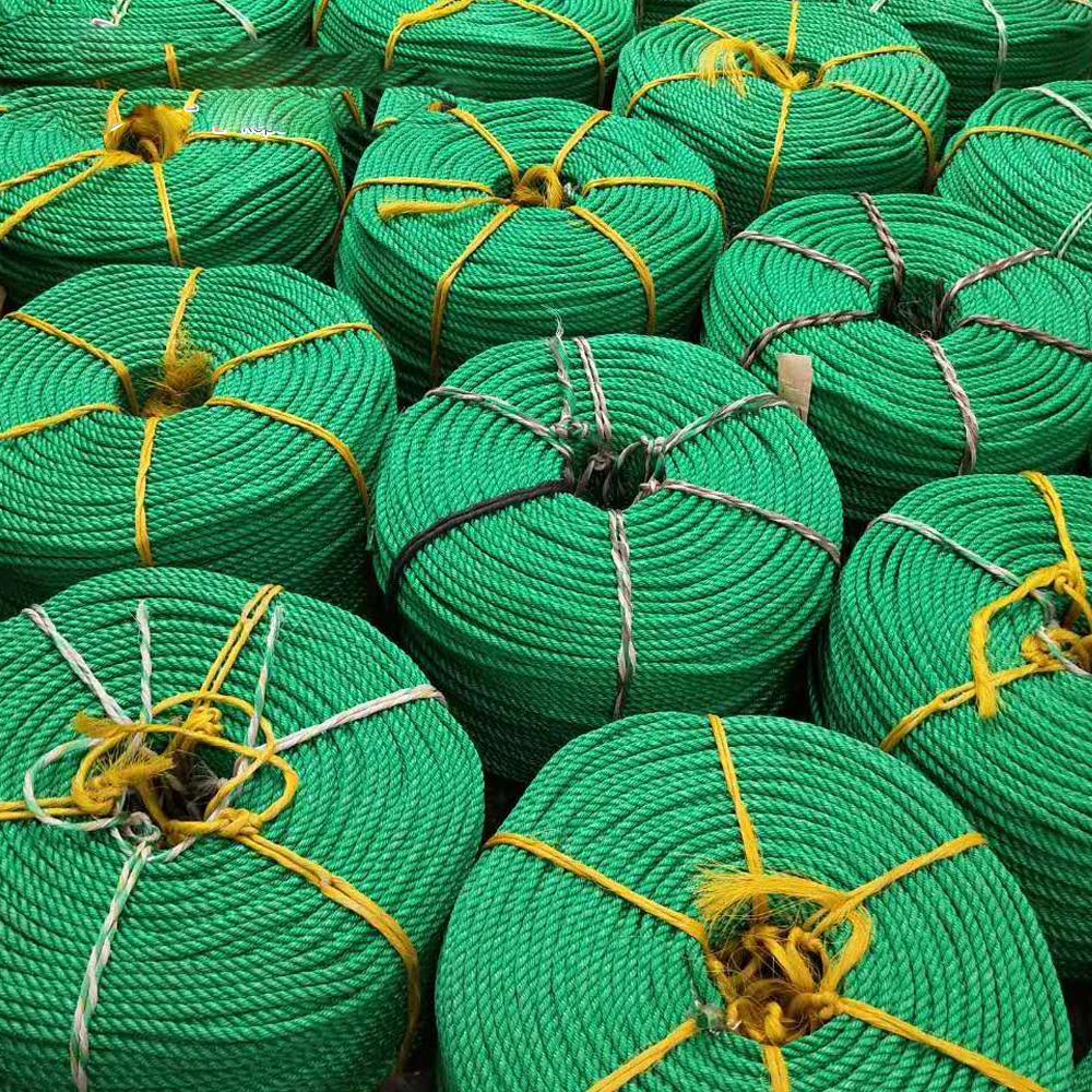 聚乙烯PE圆丝绳